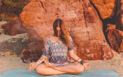 Meditating using Apple Watch