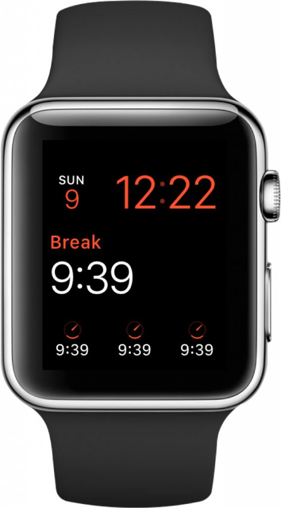 work-timer-complicatons-apple-watch